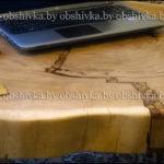 Стол из спила, стол из слэба дерева